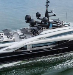 The yacht you can't buy