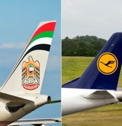 Etihad, Lufthansa CEOs to hold news conference on cooperation drive