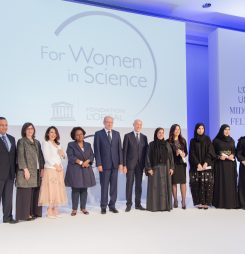 L'Oréal-UNESCO Middle East Women in Science: Breaking Barriers
