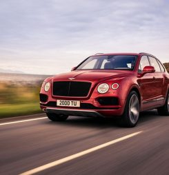 How's 'confident and ambitious' Bentley driving sales in the region?