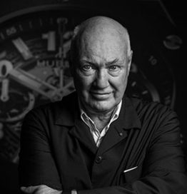 Jean-Claude Biver – LVMH Group