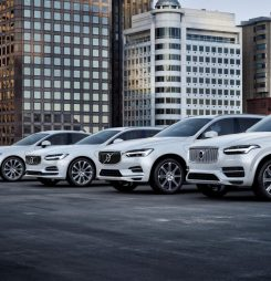 Volvo driving its brand forward in the Kingdom